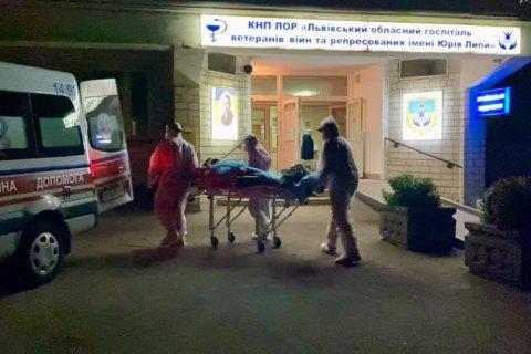 В военном госпитале на Львовщине, вероятно, произошел взрыв кислорода, - Садовый