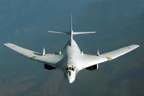 Истребители ФРГ и Бельгии перехватили два бомбардировщика РФ над Балтийским морем