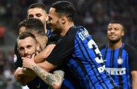 """Интер"" в матче чемпионата Италии разместил на футболках никнеймы вместо фамилий игроков"