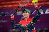 Світоліна вийшла у півфінал турніру WTA в Досі