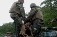 За сутки в зоне АТО погибли 7 украинских военнослужащих, - СНБО