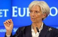 Глава МВФ посетит Украину 6 сентября
