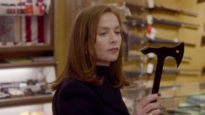 Кадр из фильма Она