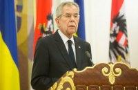 Президент Австрии исключил признание российских выборов в Крыму