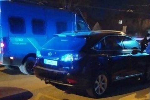 Во Львове спецназ полиции задержал пьяного вице-президента футбольного клуба за рулем