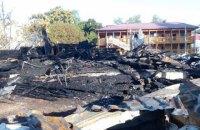 Причиной пожара в одесском лагере назвали кипятильник
