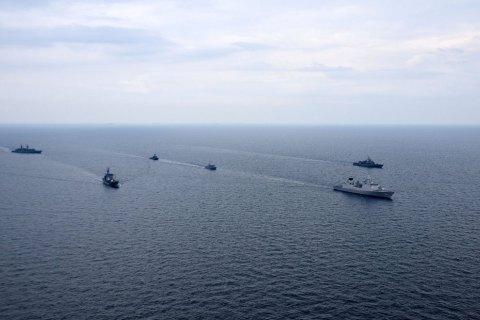 США выделят $10 млн на укрепление ВМС Украины