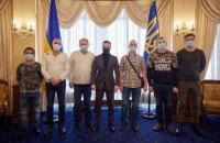 В Украину из пиратского плена вернулись моряки судна Stevia