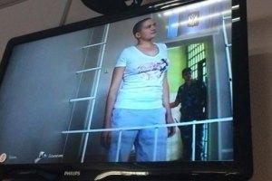 Савченко не має наміру припиняти голодування