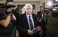 Глава МИД Польши обвинил Россию в нарушении ключевых принципов ООН и ОБСЕ