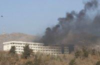 В захваченном вчера отеле в Кабуле погиб украинец