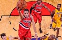 """НБА: """"Никс"""" победили """"Лейкерс"""""""
