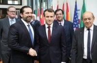 Страны мира выделят Ливану 11 млрд долларов