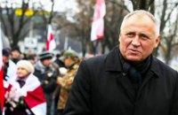 Белорусского оппозиционера Станкевича отпустили из СИЗО КГБ