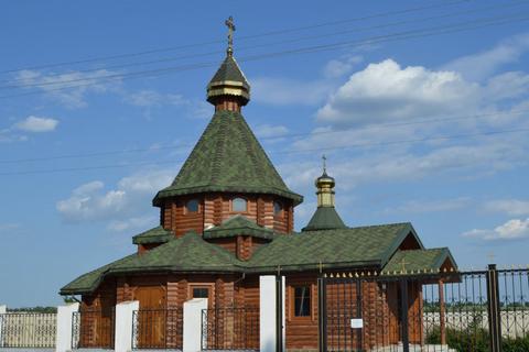 Мужчина в Николаевской области выбил дверь в церковь, чтобы поставить свечку