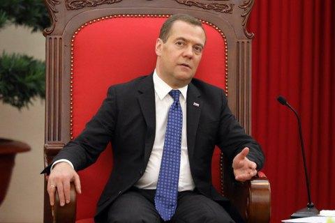 Прем'єр РФ вважає, що із Зеленським відносини між Києвом і Москвою можуть покращитися