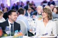 Зеленский встретился со звездами мирового кино и призвал мировой кинобизнес снимать кино в Украине