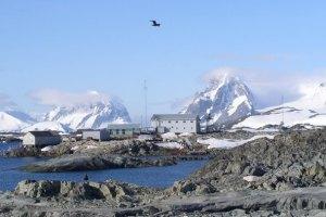 Ученые обнаружили ущелье под льдом в западной Антарктике