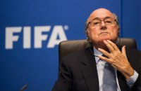 Внутрішнє розслідування ФІФА не підтвердило провини Блаттера