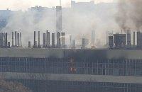 В Харькове загорелся велосипедный завод