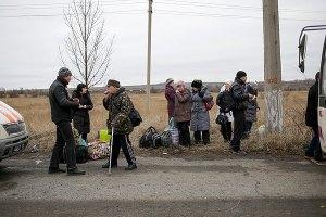 """У Дебальцевому відкрито """"зелений коридор"""" для евакуації людей"""