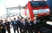 Китай начал прямое грузовое ж/д сообщение с Англией через Россию и Беларусь