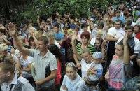 При правлении Януковича на 60% возросло количество протестов