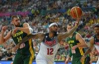США растоптали Литву в полуфинале ЧМ