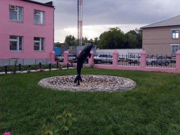 Черный Дельфин -колония особого режима в Соль–Илецке Оренбургской области, РФ