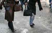 ДСНС попереджає про ожеледицю на дорогах 1 лютого
