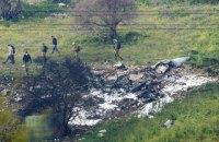 Сирийские системы ПВО сбили израильский истребитель F-16