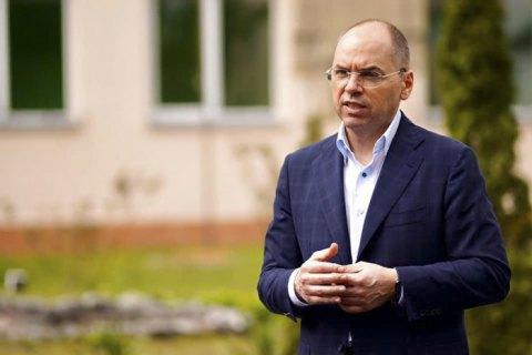 МОЗ розсилає лікарям чернетку звернення на підтримку Степанова
