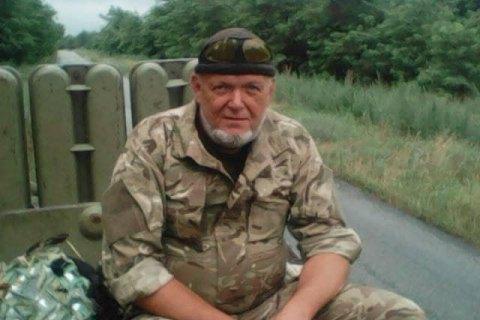 Помер жорстоко побитий у Києві ветеран АТО Ігор Панов