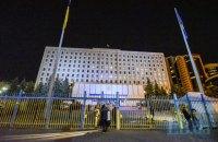 В здании ЦИК в Киеве застрелился сотрудник госохраны (обновлено)