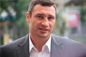 Кличко не исключает своего участия в киевских выборах
