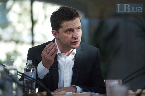 Зеленский: к Путину доверия нет, но разговоры с ним были продуктивными