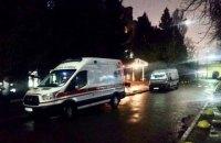 До Києва прибув борт з пораненими військовими