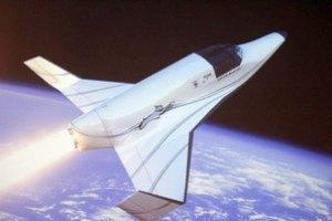 Суборбитальный самолет получил заказ НАСА