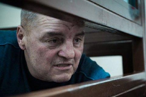 Бекиров написал заявление о намерении начать голодовку