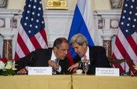 Керри и Лавров обсудили ситуацию на Донбассе