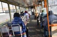 У Луцьку весь громадський транспорт припинив роботу до кінця карантину