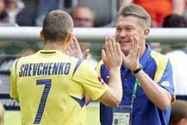 УЕФА назначил Блохина и Шевченко послами Евро-2012