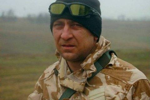 В районе Марьинки погиб офицер Нацгвардии