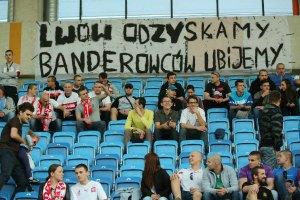 Поляка можуть посадити на два роки через антиукраїнський банер на регбі