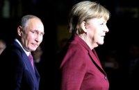 Путин встретится с Меркель 2 мая