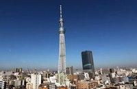 Японцы достроили самую высокую телебашню планеты