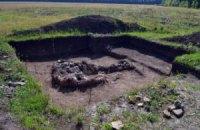 Украинские археологи откопали гончарные печи трипольцев