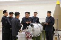 КНДР отвергла предложения США об уничтожении ядерного оружия, - CNN