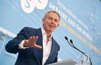 Протягом п'яти років Великобританія може переглянути рішення про вихід з ЄС, - Тоні Блер