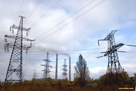 Україна відновила подачу електрики в Крим